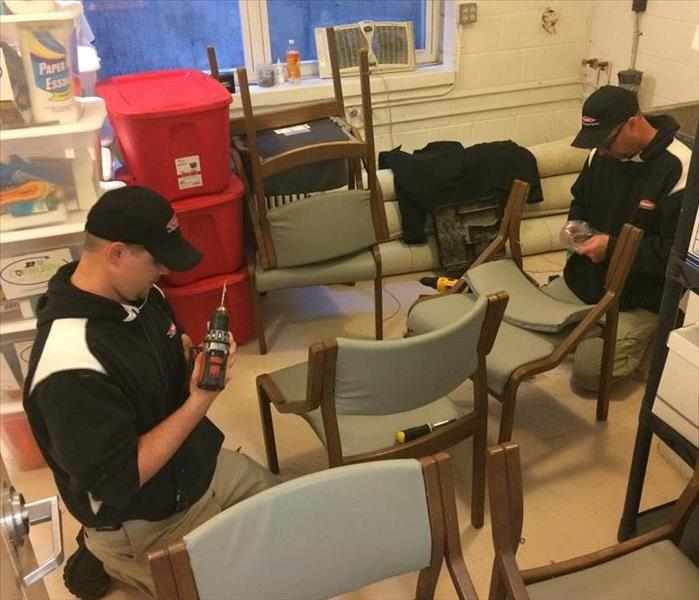 Volunteering at Benjamins House
